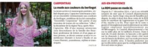 la -provencecarpentras BY CAPUCINE ACKERMANN